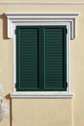 Die Vorteile von Fensterläden aus Aluminium