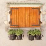 Welches Holz sollte für Holzfensterläden genutzt werden?
